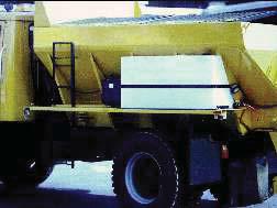 80 GAL & 100 GAL V-BOX TANK