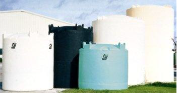 Vertical Poly Tanks | Central Equipment
