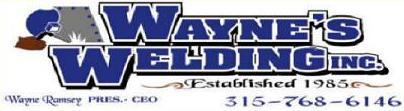 Wayne's Welding Inc