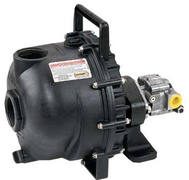 """3"""" Polypropylene Hydraulic Centrifugal Pump Hydraulic Driven Self-Priming Poly Pump"""