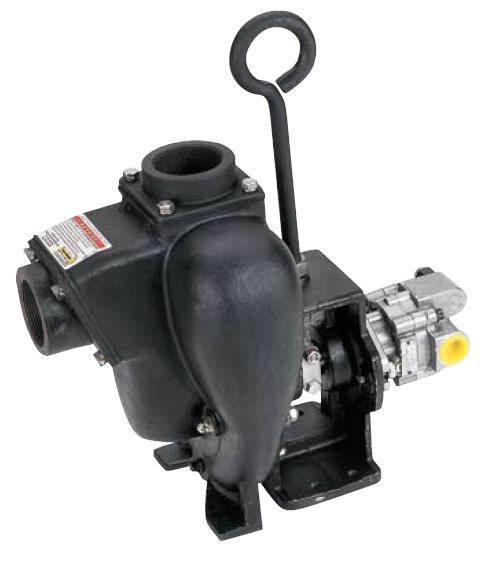 "1½"" & 2"" C/I Hydraulic Motor Driven Self-Priming Pump"