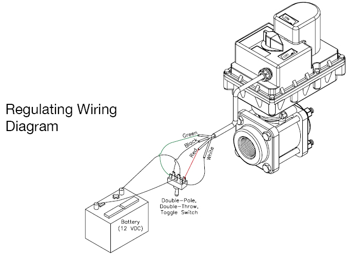 Regulating Wiring Diagram