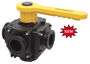 MANIFOLD BOLTED BALL VALVES - 4 AND 6 BOLT VALVES